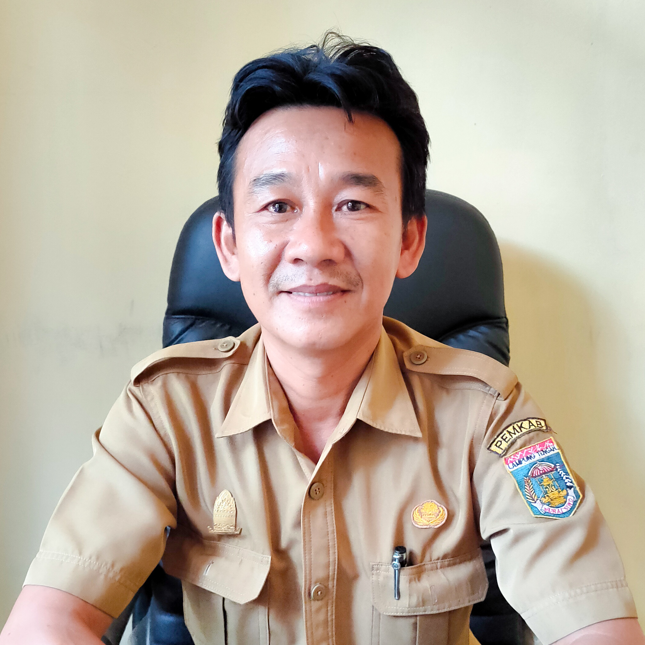 Iwan Haika, S.Ip., MM